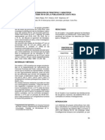 Distribucion de Fenotipos y Genotipos Del Sistema Rh-hr en La Población de Costa Rica