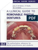 A Clinical Guide to Removable Partial Dentures
