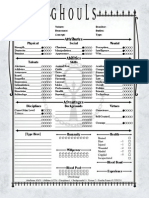 V20 4-Page Ghouls Interactive