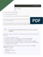 Empieza a Utilizar IMAP y POP3 - Ayuda de Gmail