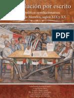 Libro La Revolucion Por Escrito