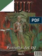 Kult - Pantalla Del DJ