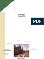 Arquitectura - Barroco