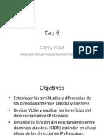 Cap 10 Repaso IPV4 Direccionamiento