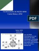 Tecnologias de Redes Wan Atm y Frame Relay III Corte2