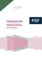 Preparacion Psicologica Ante El Desastre 2014 Manual Del Participante
