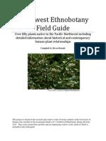 Northwest Ethnobotany Field Guide