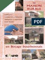 Guide Maisons Individuelles
