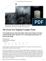 The Great New England Vampire Panic _ History _ Smithsonian