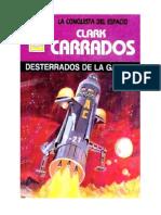 LCDEB012. Desterrados de la galaxia - Clark Carrados.doc