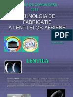 LENTILE AERIENE