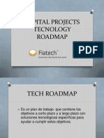 Capital Projects Tecnology Roadmap