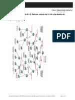 6.4.2 Desafío Del Cálculo de VLSM y El Diseño de Direccionamiento