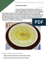 Blog.giallozafferano.it-vellutata Di Sedano e Finocchi Ricetta