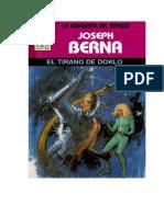 LCDEB022. El Tirano De Doklo - Joseph Berna.doc