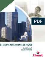 Brochure Façade 2010 FR