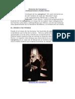 Historia de Vampiros