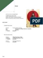 renee pik shan fung resume e-portfolio
