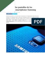 Filtradas Las Pantallas de Los Próximos Smartphones Samsung