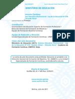 3 - Sistema Educativo Plurinacional - Ley de La Educación No 070 Avelino Siñani- Elizardo Pérez