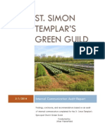 Sample Communication Audit Report
