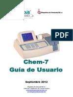 Manual Usuario Español Chem 7