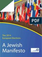Jewish EU Manifesto 2014