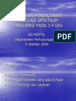 PRESENTASI Untuk Workshop FAP 5 Okt 2004 Versi 01