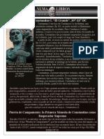 MOnedas Romanas - Francesas y Españolas