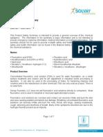 Fluorosilicic Acid