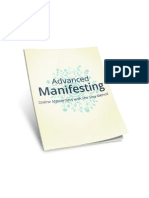Advanced Manifesting Workbook