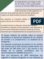 Ondas Sonoras Armónicas (Diapositivas)