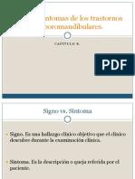 Signos y Sintomas de Los Ttm