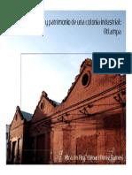 Desarrollo y Patrimonio Atlampa