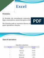 Excel - Fórmulas