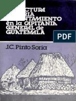 Pinto Soria - Estructura Agraria y Asentamineto en La Capitania