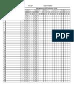 Pppm Checklist