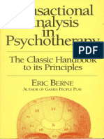 Transactional Analysis eric berne