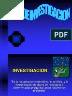 Clase03-Tipos de Investigacion