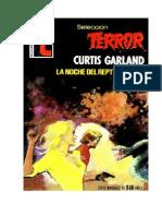 ST300 - Curtis Garland - La Noche Del Reptil
