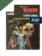 ST386 - Joseph Berna - El Clan de La Calavera
