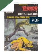 ST413 - Curtis Garland - El Culto de La Carne Sangrante