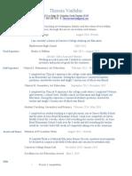 resume-theresia vanschie- updated 3