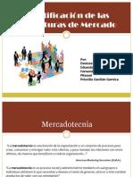 Identificación de Las Estructuras de Mercado