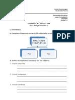 1°Medio-Leng.-Unidad nº2-Gramática y redacción-Guía Alumnos II-2014