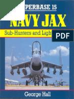 Osprey Superbase 15 - Navy Jax. Sub-Hunters and Light Strikers - GothScans