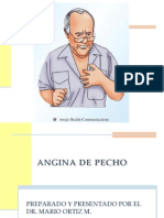 Angina de Pecho Cc