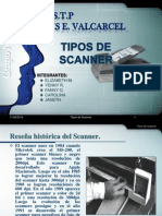 Expocision Scanner