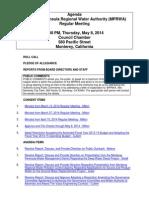 MPRWA Agenda Packet 05-08-2014