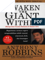 Anthony Robbins - Awaken the Giant (Indonesia)